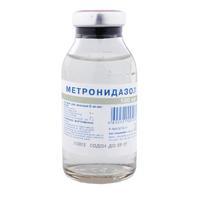 Метронидазол флаконы 5 мг/мл , 100 мл