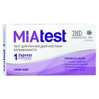 Миатест тест на беременность Know Now 1 шт.