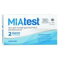 Миатест тест на беременность Know Now 2 шт.