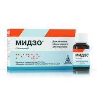 Мидзо капли для приема внутрь 60 мг/мл 15 мл фл/кап. 4 шт.