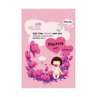Mijin Daily Dewy маска тканевая с плацентой 25г