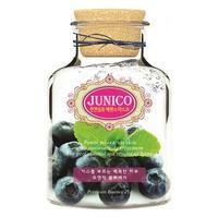 Mijin Junico маска тканевая c экстрактом черники Junico Blueberry Essence Mask 23 г