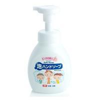Mitsuei Soft Three Мыло-пенка для рук с антибактериальным эффектом (с ароматом персика) 250мл