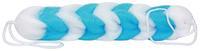 Мочалка нейлоновая AZUR косичка 1 шт