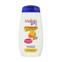Молочко очищающее Malizia Baby 300мл упак.