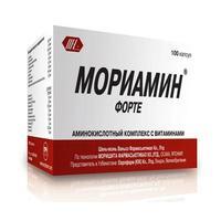 Мориамин Форте капсулы 100 шт.