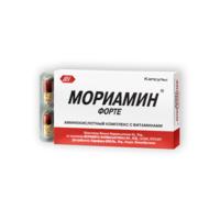Мориамин Форте капсулы 30 шт.