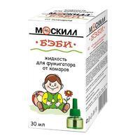 Москилл Жидкость для фумигаторов Бэби от комаров 30мл
