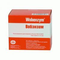 Вобэнзим таблетки, 200 шт.