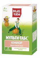 Мульти-табс Юниор таблетки жевательные фрукты 30 шт.