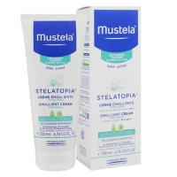 Mustela Stelatopia крем-эмульсия смягчающий 200 мл
