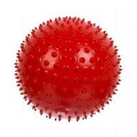 Мяч Ежик 120 мм красный в подарочной упаковке 1 шт.