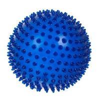 Мяч Ежик 85 мм синий в подарочной упаковке 1 шт.