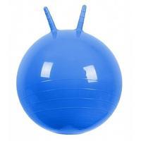 Мяч Прыгун с рожками 500 мм синий в подарочной упаковке 1 шт.