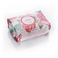 Мыло Iteritalia натуральное Нежный букет с оливковым маслом, календулой, Роза 125 г упак.