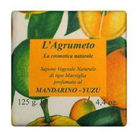 Мыло Iteritalia натуральное Плантация цитрусовых Бергамот 125 г упак.