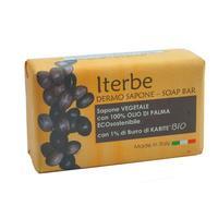 Мыло Iteritlia косметическое с органическим маслом ши 100г