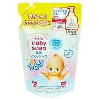 Мыло-пенка Cow для тела детское молочное увлажняющее Kewpie мягкая упак. 350 мл 1 шт.