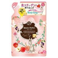 Мыло жидкое Ahalo Butter для тела с тропическими и цветочными маслами, с ароматом розы 420мл