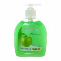 Мыло жидкое HomeLine концентрированное с ароматом Яблоко 300мл