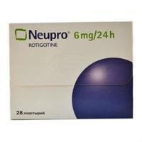 Ньюпро пластырь трансдермальный 6 мг/ 24 ч, 28 шт.