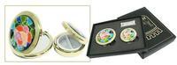 Набор подарочный Zinger (зеркало+таблетница) zo-GSM-02014 1 шт