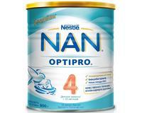 НАН 4 Премиум Опти Про детское молочко 18 мес. 800г упак.