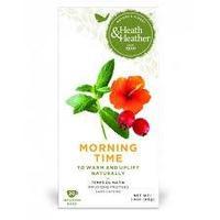 Напиток Хиз энд Хизер (Heath & Heather) Утренний травяной фильтпакетики 20 шт. упак.