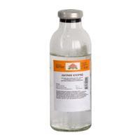 Натрия хлорид р-р для инфузий 0.9% флаконы 200 мл