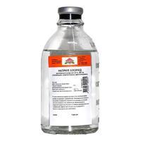 Натрия хлорид р-р для инфузий 0.9% флаконы 400 мл 15 шт.