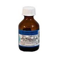Натрия тетраборат (бура) флаконы 20%, 30 мл