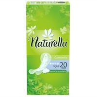 Naturella Camomile Light прокладки ежедневные 20 шт.