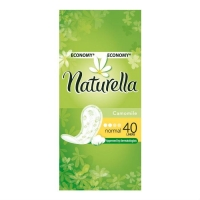 Naturella Camomile Normal прокладки ежедневные 40 шт.
