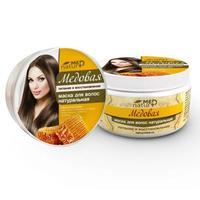 Натуротерапия Naturmed Маска для волос натуральная Медовая 250 мл