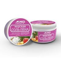 Натуротерапия Naturmed Соль-пена для ванны морская с ароматом персика 250 мл
