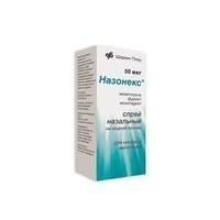 Назонекс спрей назальный 50 мкг/доза 60 доз