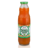 Нектар Стэлмас (Stelmas) морковно-яблочный 0,73 л 1шт.
