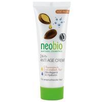 Neobio 24 часа разглаживающий крем для лица 50 мл