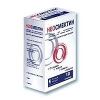 Неосмектин пакетики 3 г, 10 шт. ваниль