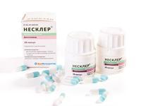 Несклер капсулы 0,5 мг 28 шт.