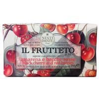 Nesti Dante мыло черешня и красные ягоды 250 г