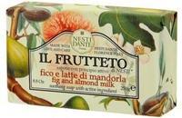 Nesti Dante мыло инжир и миндальное молоко 250 г