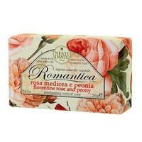 Nesti Dante Мыло романтика флорентийская роза и пион 250 г