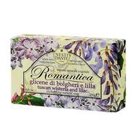 Nesti Dante мыло романтика глициния и сирень 250 г