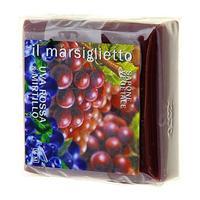 Nesti Dante мыло виноград и голубика 100 г