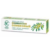 Невская косметика Крем для лица Оливковый 40мл