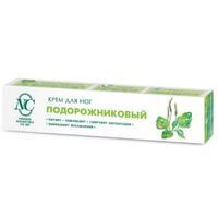 Невская косметика Крем для ног Подорожниковый 50мл