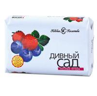 Невская косметика Мыло Дивный Сад Лесная ягода 90г
