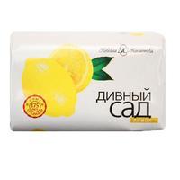 Невская косметика Мыло Дивный Сад Лимон 90г