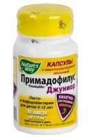 Примадофилус джуниор капсулы 175 мг, 90 шт.